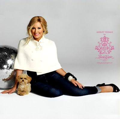 Ashley Tisdale – Puerco Espin Fall 2009 Catalog sexy images