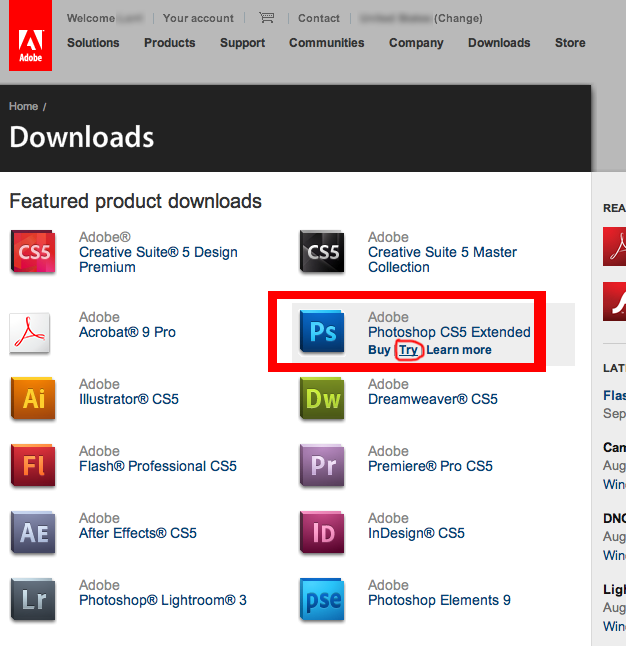 Steeldakukix — Adobe Photoshop CS5 1 Extended v  Adobe