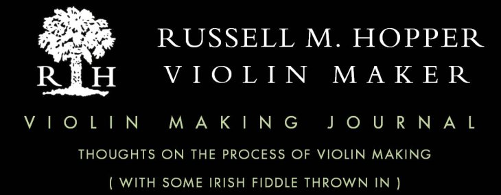 Russell Hopper Violin Maker: Violin Bow Maintenance and Myths