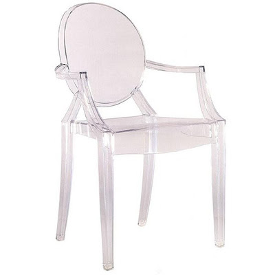 Willow Decor Ghost Chair Metamorphosis