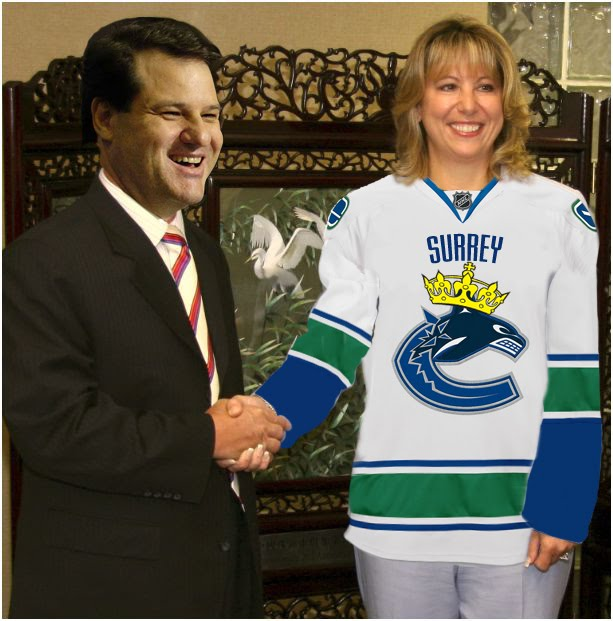 Vancouver Canucks to move to Surrey in 2015!? | News