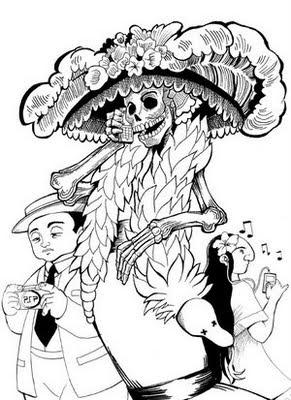Breve Historia Universal Imágenes Del Día De Muertos Para