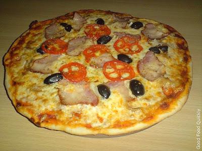 Pizza a la moi
