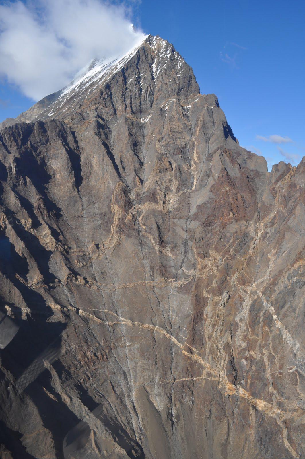 Mt Hesperus : hesperus, Travels, Within, Alaska:, River