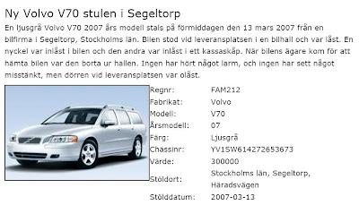 Tv i kvall 2007 03 20