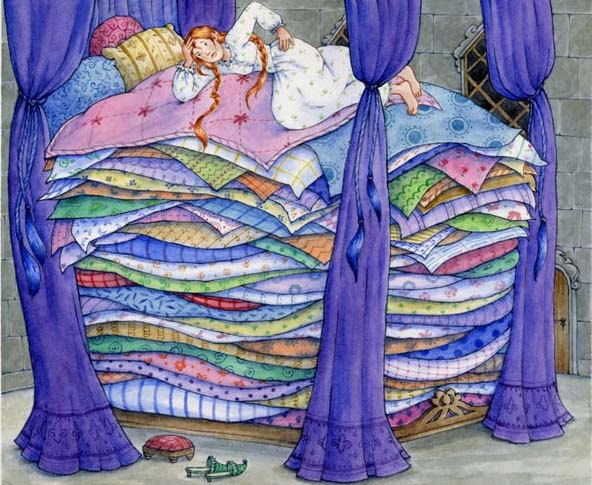dr mezmer's blog of bad psychology the princess and the pea