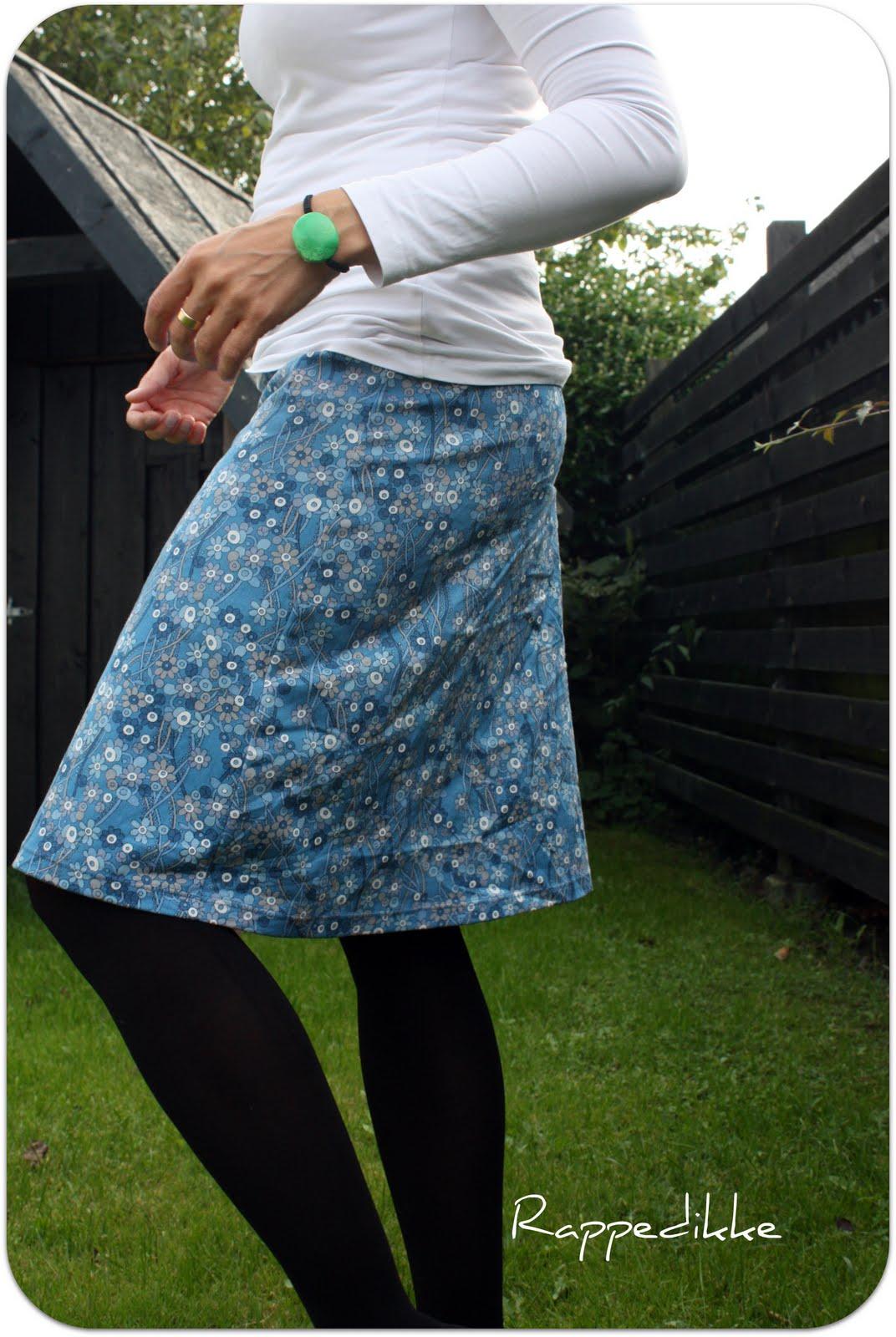 vild med nederdele