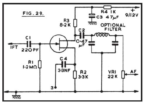 Fet Transistor Circuits Basic Power FET Circuits Wiring