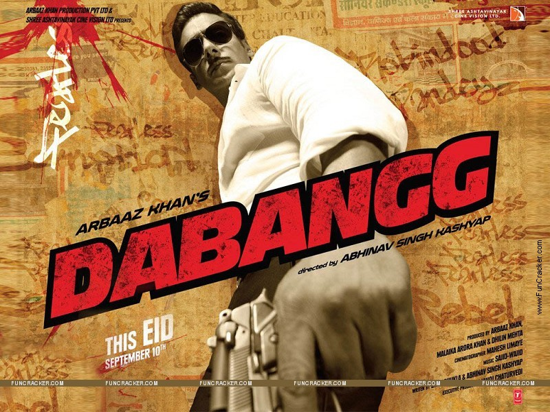 Free Movie Poster Download, Hindi Movie Picture, Film ... Dabangg