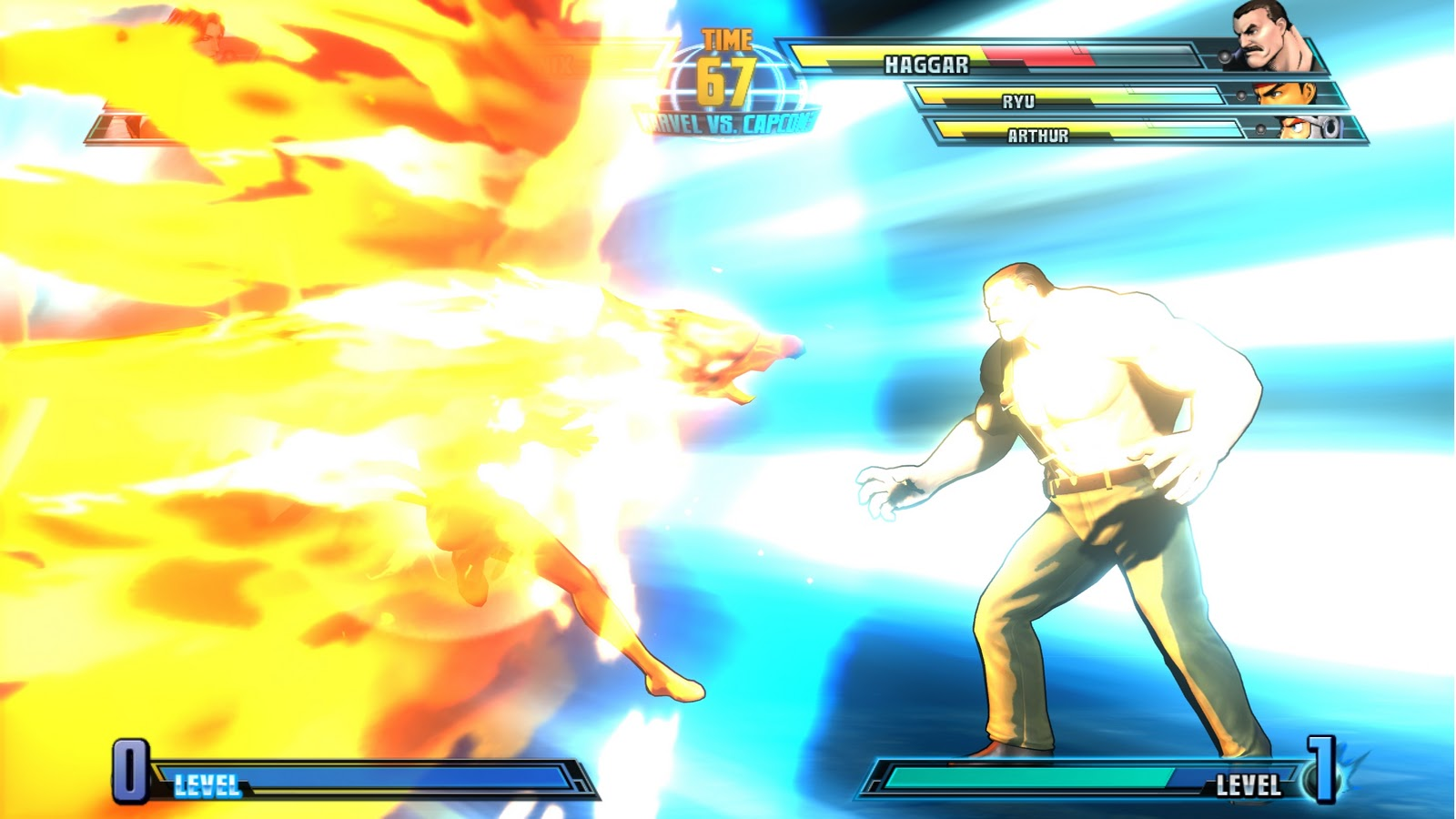 TheAngrySpark: Phoenix & Haggar Join Marvel vs Capcom 3