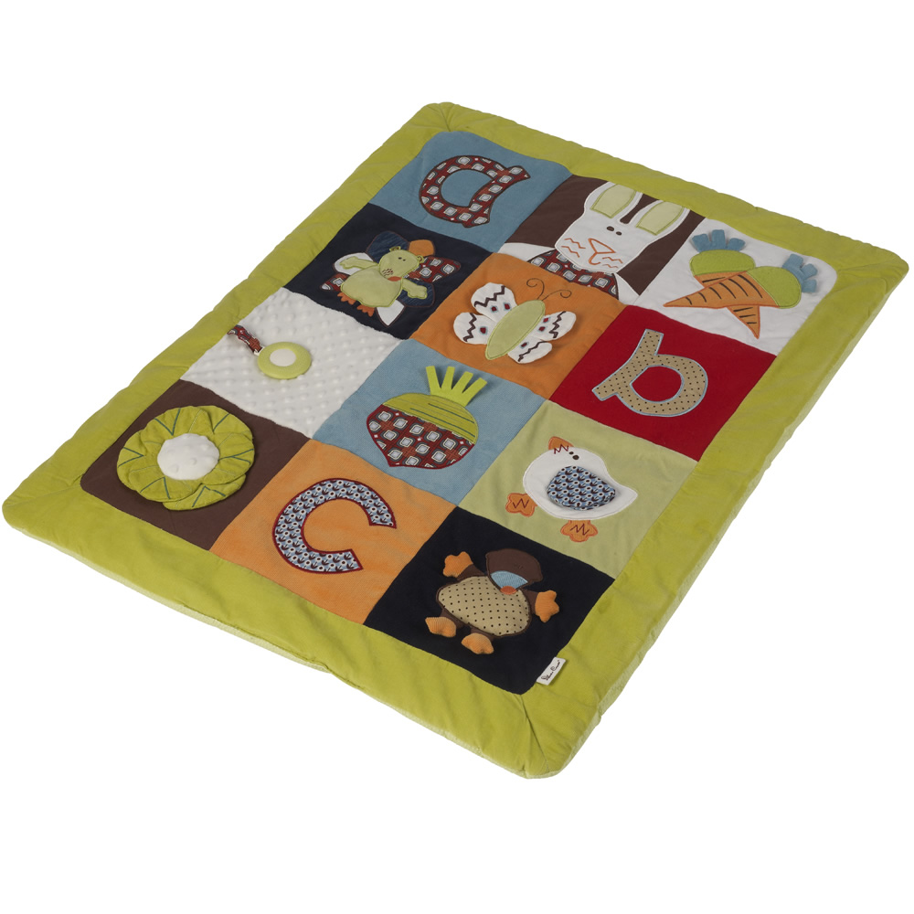 The Little Present Project Silver Cross Playmat