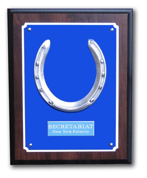 Secretariat Horse Shoe Size