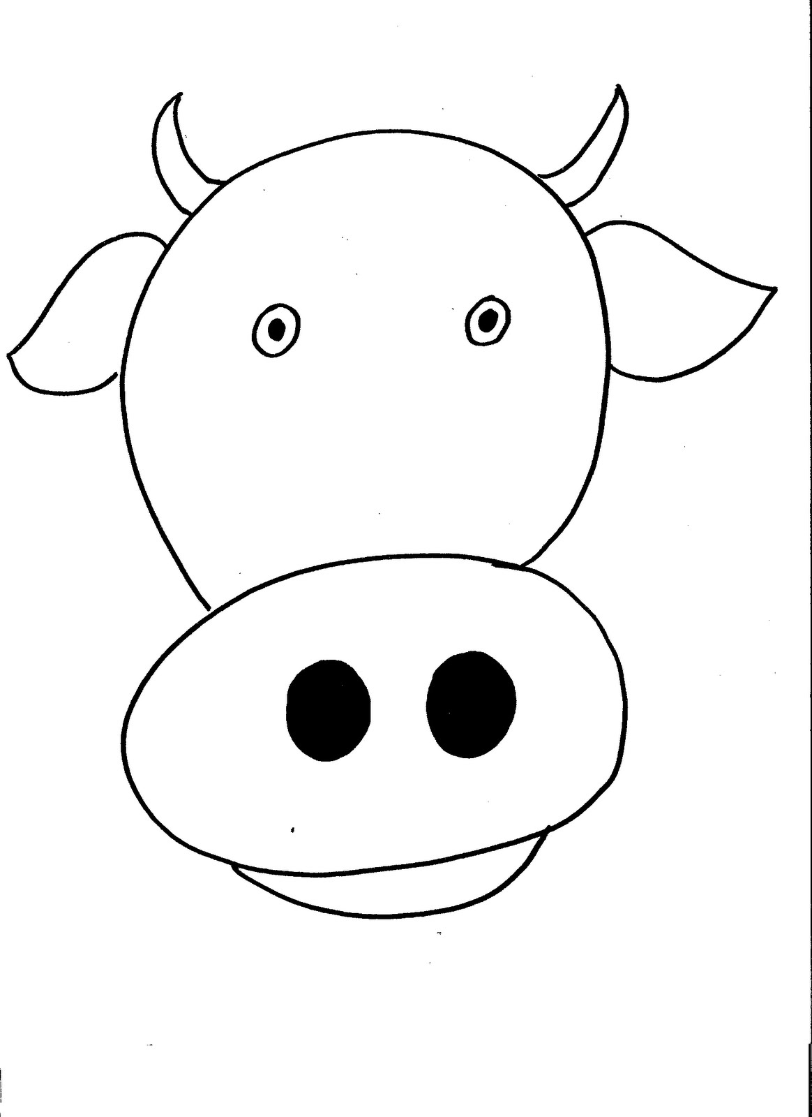Speech Therapy with Miss Nicole: Cows Can't Fly Activity