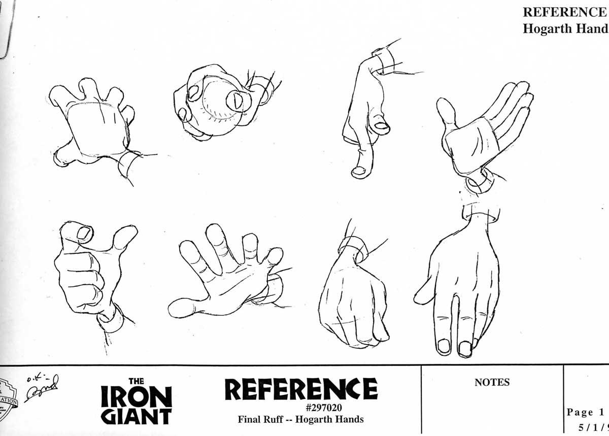 hand poses in animation animators resource