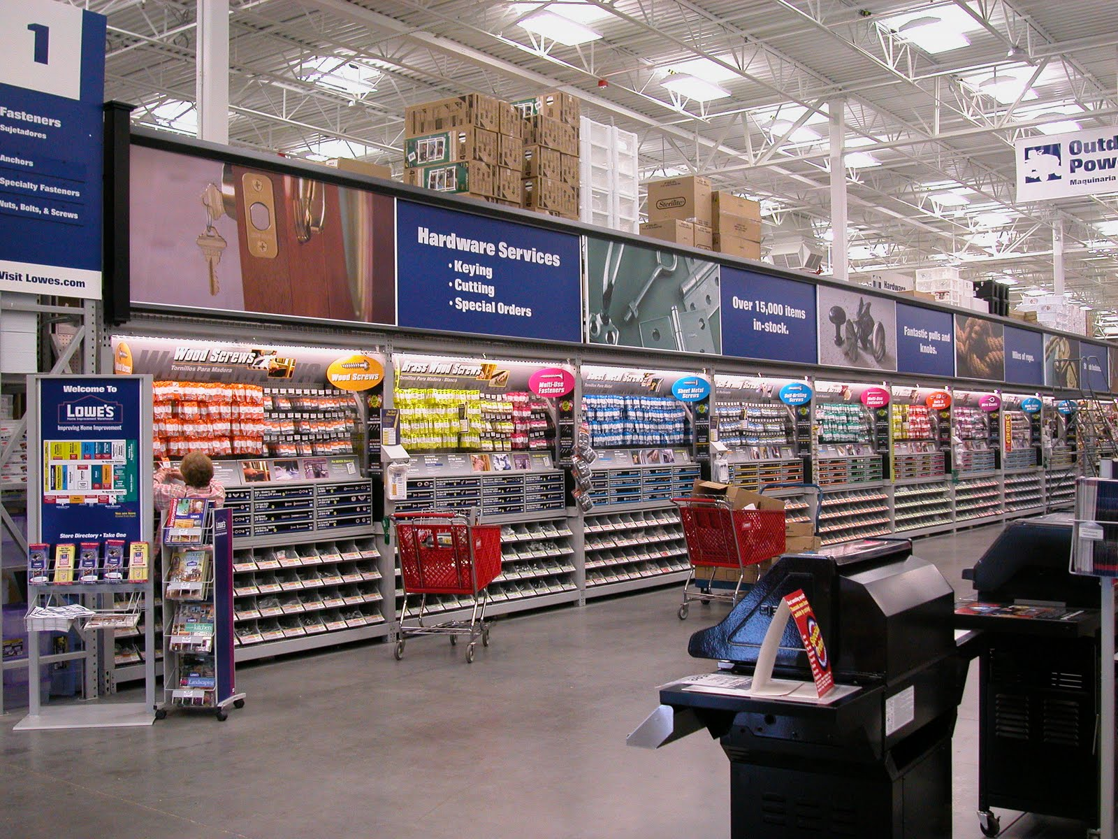Lowes Operations Management
