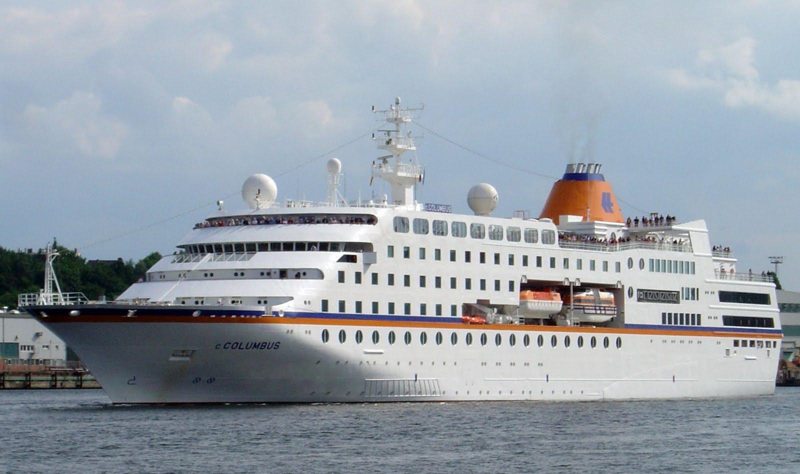 KielCruiseBlog: Cruiseships in Kiel (A-C)