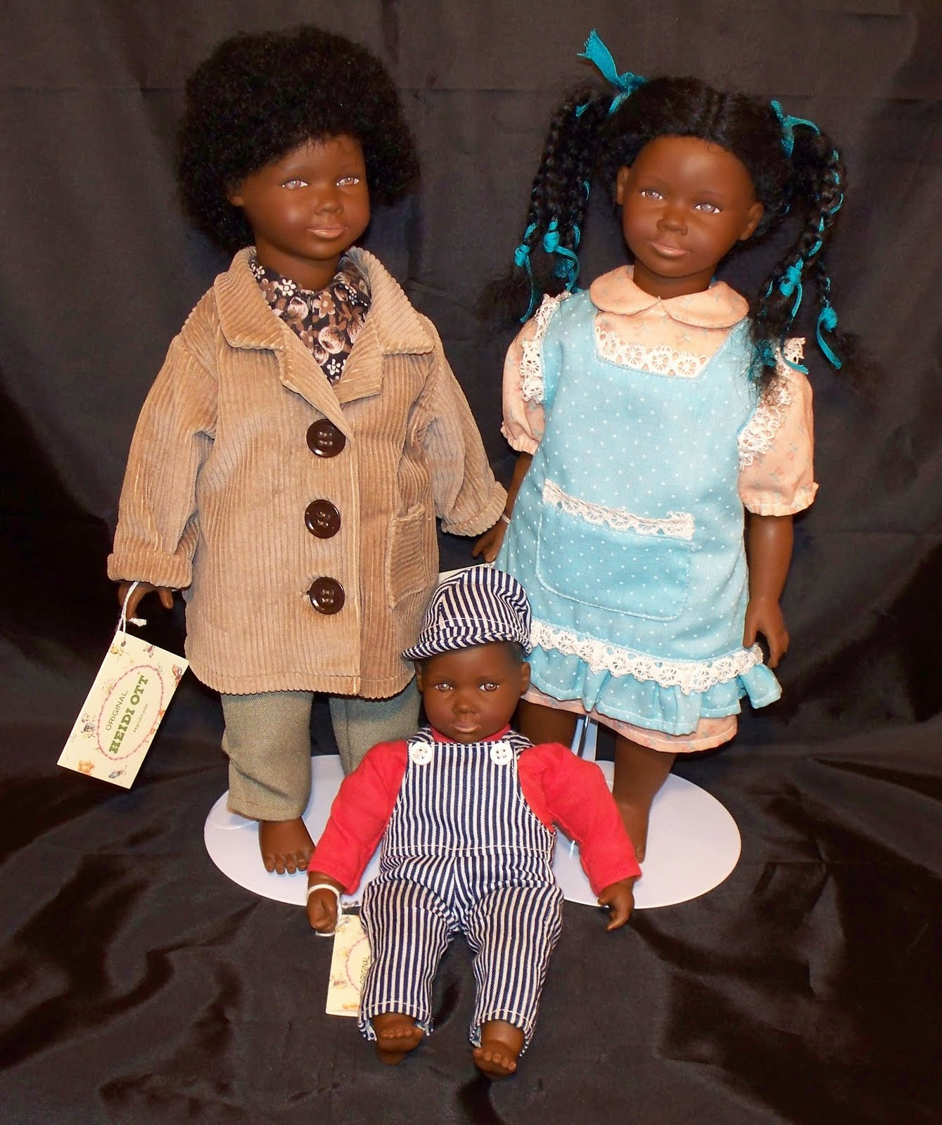 Black dolls from around the world switzerland
