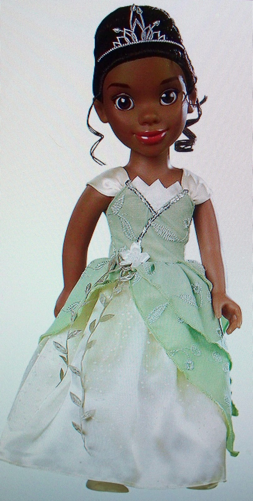 Black Doll Collecting: Can't Get Enough Princess Tiana Dolls