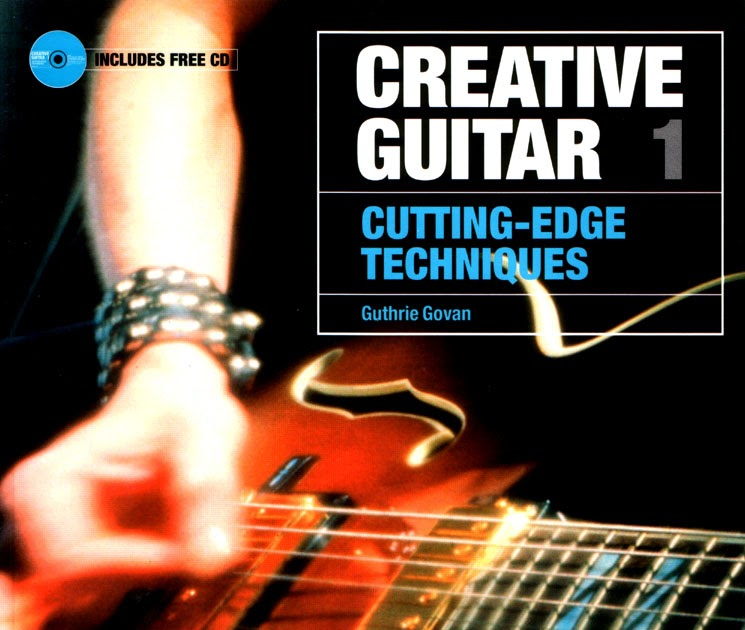 GUTHRIE GOVAN CREATIVE GUITAR 1 DOWNLOAD