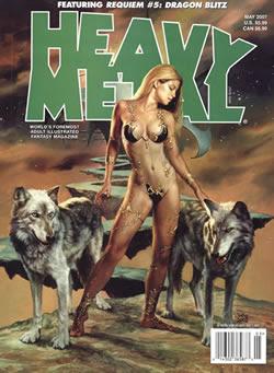 Heavy Metal Porno 83