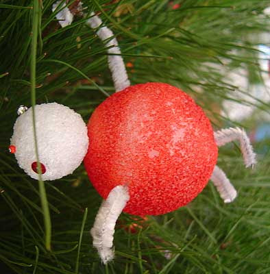 Wierd Christmas Ornament.The D A G Project Weird Ugly Christmas Ornaments