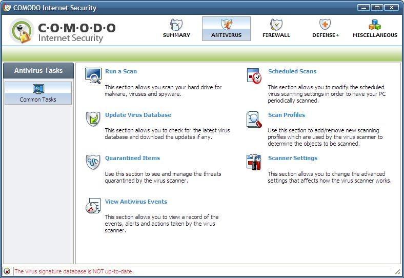 WinAdvice: COMODO Internet Security, a must have security