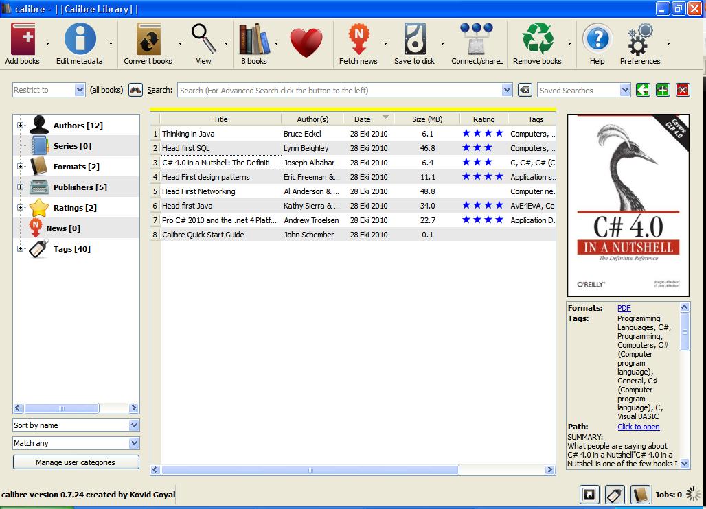 Download calibre ebook management | Proxycap download