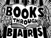 Books Through Bars logo