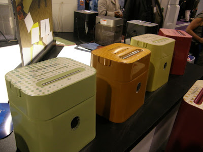 shredders in a range of colors