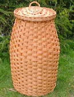 linen basket / laundry basket / hamper