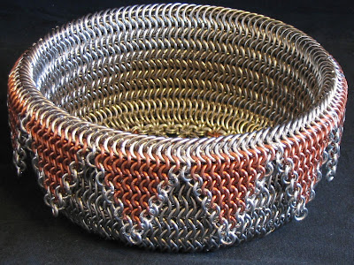 chainmail basket