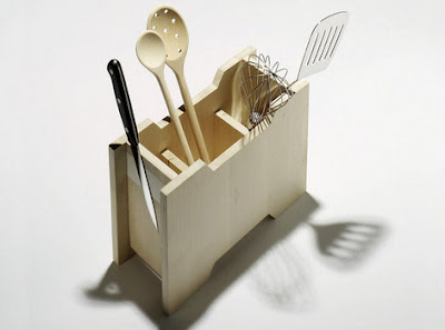 kitchenbox - for kitchen utensils and knives