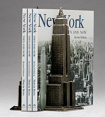 Empire State Building bookends