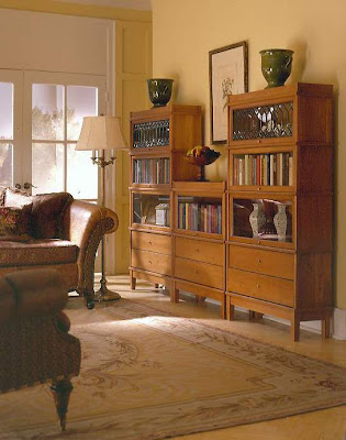 Hale 300 series barrister bookcases
