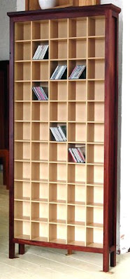 CD shelving & Jeriu0027s Organizing u0026 Decluttering News: Solving the CD Storage Challenge
