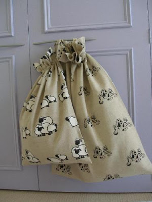 animal laundry bags