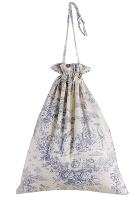 toile laundry bag
