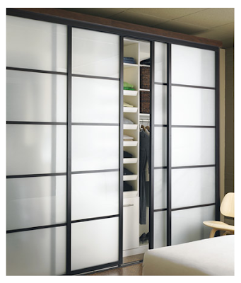 pretty sliding closet doors