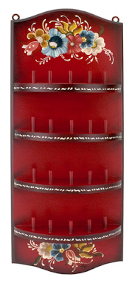 red thimble rack