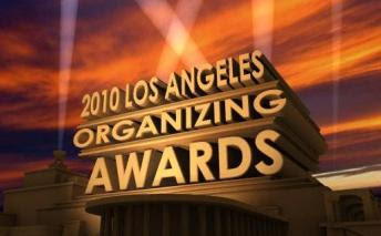 Los Angeles Organizing Awards 2010