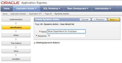 Dimitri Gielis Blog (Oracle Application Express - APEX): APEX 4 0