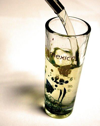 Caballito de tequila no mejor de semen - 1 part 6