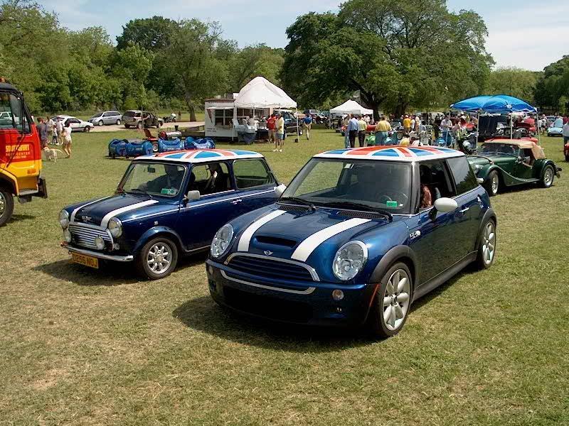 Earthy Cars Blog Earthy Car Of The Week Mini Cooper 2007 Red