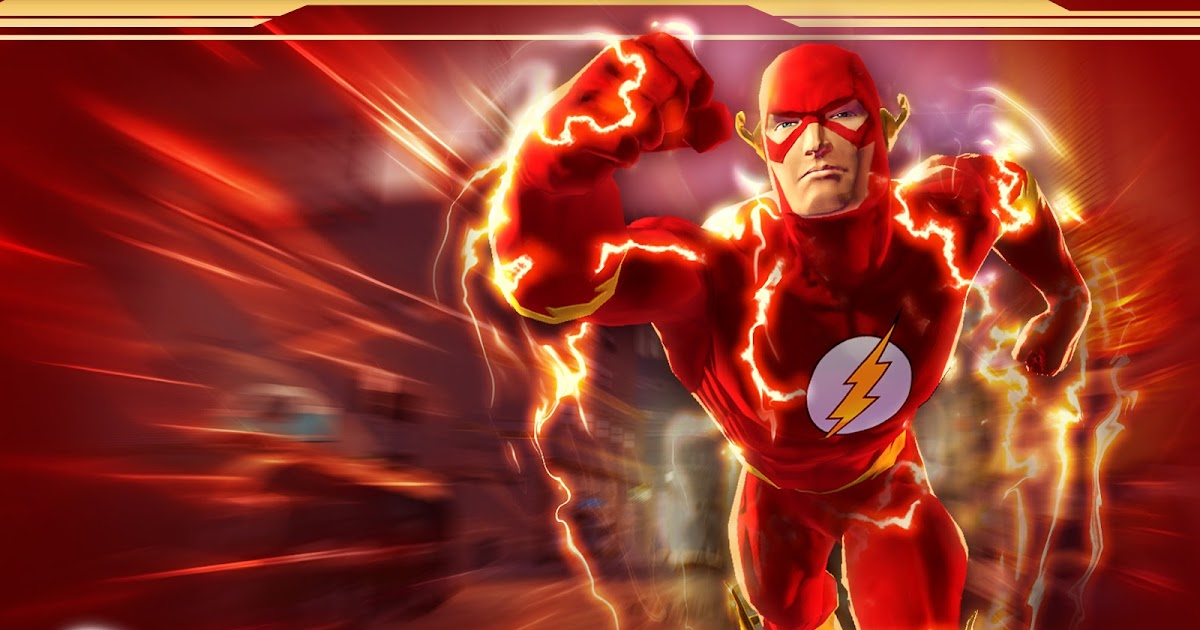 Giochi di flash il supereroe