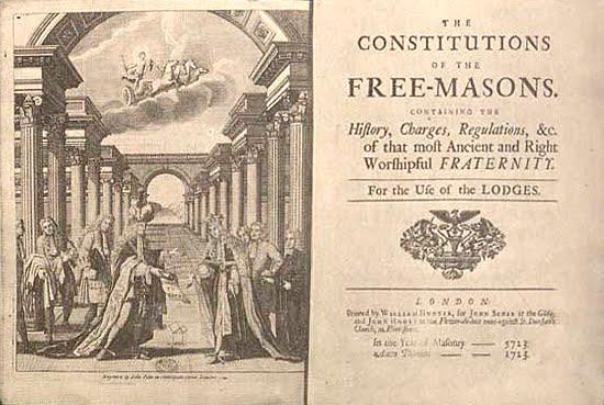 Constituciones de Anderson