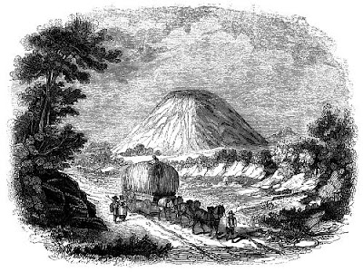 La colina artificial de Silbury Hill