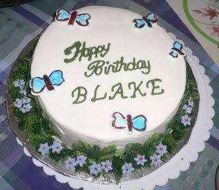 Riding The Wave Happy Birthday Blake