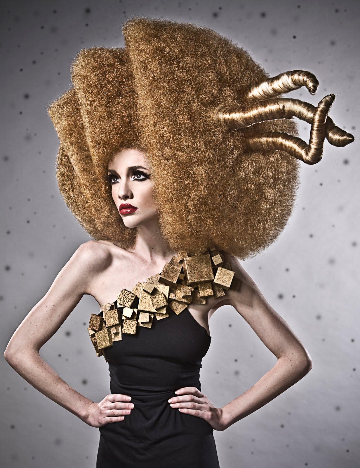 Avant Garde Designer: Hair Art, Avante Garde, Garde Hairstyles Before, Hair