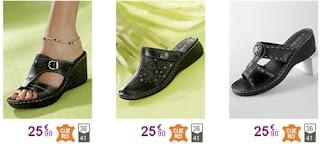 zapatos chinelas