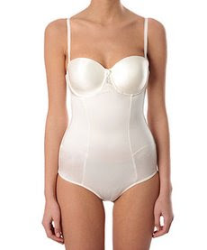 body mujer color marfil
